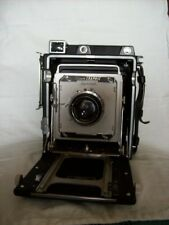 Crown Graphic Special  Camera Pacemaker Speed Graphic with parts & case