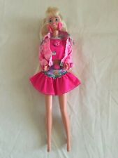 Vintage 1993 Paint 'n' Dazzle Barbie doll with outfit