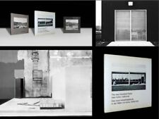 Lewis Baltz: The Industrial Trilogy, First Editions, Signed Association Copies