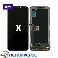 iPhone X 10 OLED LCD Screen Digitizer Display Replacement 3D Touch UK