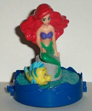 McDonalds Disney Little Mermaid Birthday Train Ariel and Flounder 1994 Vintage
