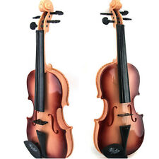Childrens violin Musical String Instrument Toy for Practice Kids Violin & Bow