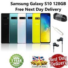 Samsung Galaxy S10 128GB All Colours - Unlocked Smartphone - UK Stock
