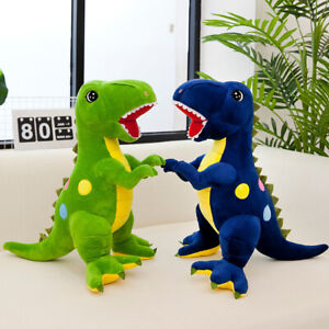 45/60CM Large Dinosaur Plush Toy Giant Stuffed Animals Soft Dolls Kids Gifts