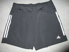 Adidas Hose Laufhose Shorts Woven Short schwarz weiß Gr. XL 46 48 Climalite