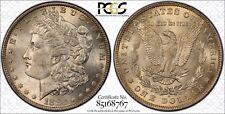 MS63~1880-O MORGAN DOLLAR VAM 6 Die 1 8/7 Ear Formerly VAM-6A,Unclashed-TOP 4