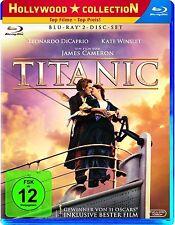 TITANIC (Leonardo DiCaprio, Kate Winslet) Blu-ray, 2-Disc-Set NEU+OVP