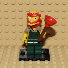 Minifigura Lego 71009 Simpsons Serie 2: Groundskeeper Willie ( ref. 71009-13 )