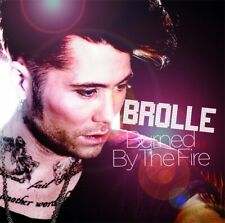 "Brolle - ""Burned By The Fire"" - 2011 - CD Album"