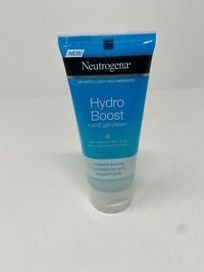 Neutrogena Hydro Boost Hand Gel Cream with Hyaluronic Acid 3.0 Oz