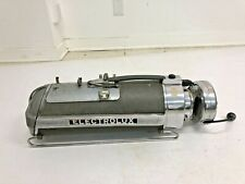 Vintage ELECTROLUX CANISTER Vacuum Cleaner 30 sled atomic canister 50s space age