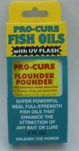 Pro Cure BO-FLN Flounder Pounder Bait Oil 2 oz 20453