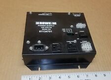 Rowe AMI jukebox power supply 120v 50/60 hZ, part no. 61134701 - Tested good