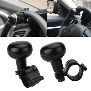 Car Truck Steering Wheel Aid Power Handle Assister Spinner Knob Ball New