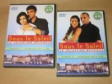 LOT 2 DVD / SOUS LE SOLEIL 45 ET 46 / SAISON 5 / TBE