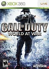 Call of Duty: World at War (Microsoft Xbox 360, 2008) *Disc Only*