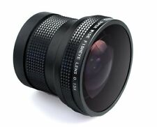 0.15x Super Wide Angle Panoramic WITH MACRO Fisheye Lens for CANON EOS 1100D 100