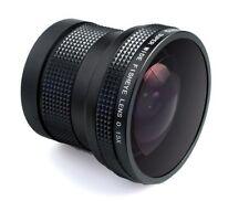 0.15x panorámica súper gran angular con macro lente ojo de pez para CANON EOS 1100D 100