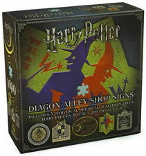 The Noble Collection 5x Diagon Alley Shop Signs 200pc Jigsaw Puzzles