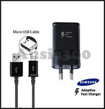 Samsung Genuine Adaptive Fast AC Wall Charger for Galaxy S20 S10 S9 Plus Note 9
