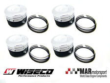 WISECO forged pistons R56 BMW MINI, Cooper, Cooper S, N14 / EP6DT, 77.50mm bore