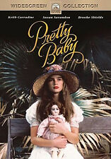 Pretty Baby - Louis Malle, Brooke Shields, Keith Carradine, 1978 / NEW