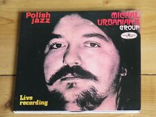 Polish Jazz - Michal Urbaniak 's Group CD (Live in Warsaw, Poland 1971)