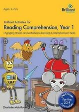 Brilliant Activities for Reading Comprehension, Year 1 (2nd Ed): Engaging...