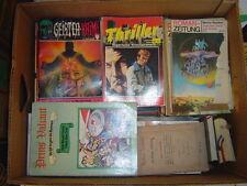Große Kiste Bücher, Bananenkiste, für Leseratten ca. 70 Stück, 14