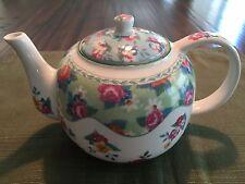 Chintz & Charming Teapot-Julia Bullmore-Floral-Andrea by Sadek-Free Shipping