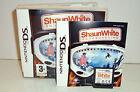 JEU NINTENDO DS DS LITE DSI XL - SHAUN WHITE SNOWBOARDING COMPLET