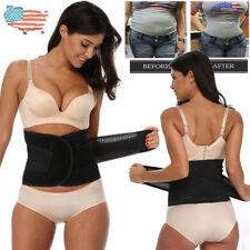 Xtreme Thermo Shaper Waist Trainer Sauna Power Belt Sport Tummy Trimmer Wrap F32