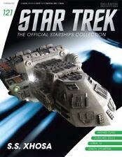 STAR TREK Official Starships Magazine #121 SS Xhosa Eaglemoss