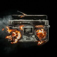CD - REVOLUTION RADIO - GREEN DAY'S NEW STUDIO ALBUM  (NEW SEALED)