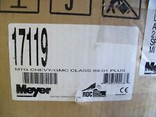 MEYER 17119 OEM EZ Plus Mount. Fits Chevy or GMC: 1988-2001.
