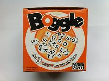 Boggle 3 Minute Word Search Game by Parker - boxed
