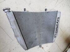suzuki gsxr600 radiator assembly gsxr750 2006 2007 07 06 gsxr 600 750