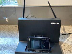Telstra Adv 3 Netgear 810S 4G Modem with Air Card Smart Crade + 2x 4G antennas!