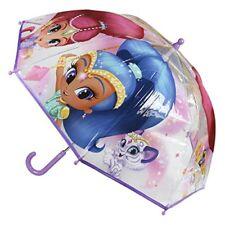 Paraguas de niña de color morado