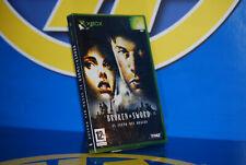 Juego Xbox-Broken Sword: the Sleeping Dragon-completo -buen estado