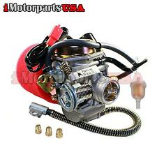 PERFORMANCE CARBURETOR W/ 2 STAGE FILTER YERF DOG SPIDERBOX 150CC GX150 GO KART