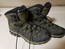 Salomon Men's Quest 4D 3 GTX Boots, Grape Leaf/Peat/Burnt Olive, Size 13