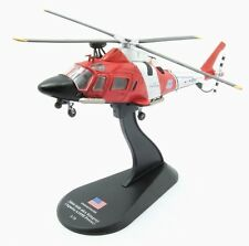 helicopter MH-68A Stingray Agusta A109E Power model diecast 1:72 metal