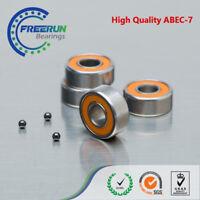 ABEC-7 Hybrid CERAMIC Ball Bearings FOR QUANTUM SMOKE PT SL150HPT SPOOL Bearing