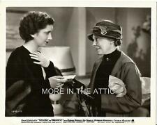 ERNST LUBITSCH KAY FRANCIS ORIGINAL TROUBLE IN PARADISE PARAMOUNT PICTURES STILL