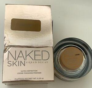 URBAN DECAY - Naked Skin Ultra Definition Loose Finishing Powder - NAKED DARK