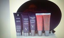 Vbeauté  Travel Kit - CREME, EXFOLIATOR,SERUM,CLEANSER,LIP SPREAD 6 pc inc. bag