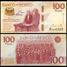 500 pesos Mexico 2017 Serie BM pick 126 Diego Rivera and Frida Kahlo UNC