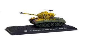 War Master S7200503 M26 Pershing 6th Tank Battalion Korea 1951