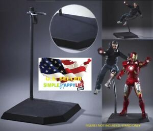 Dynamic Stand For 1/6 Scale Action Figure Hot Toys Phicen Display ❶US IN STOCK❶